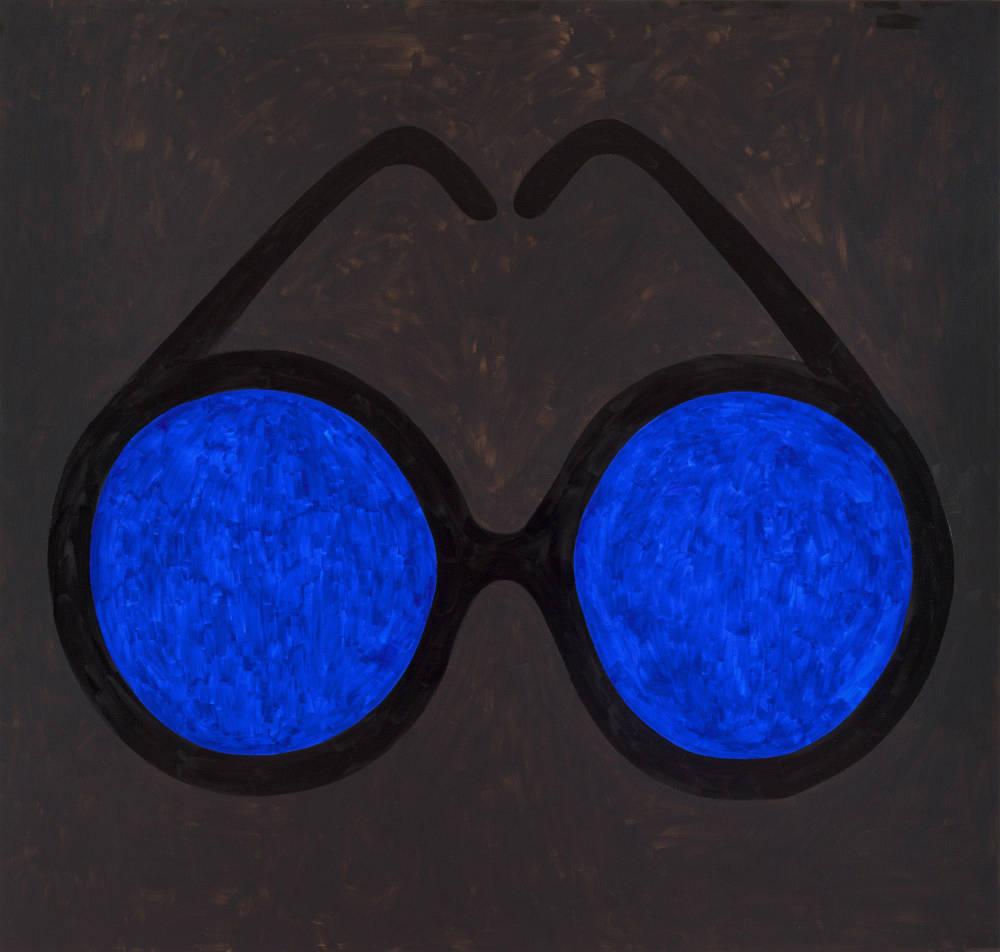 Blaue Brille (Blue Glasses)