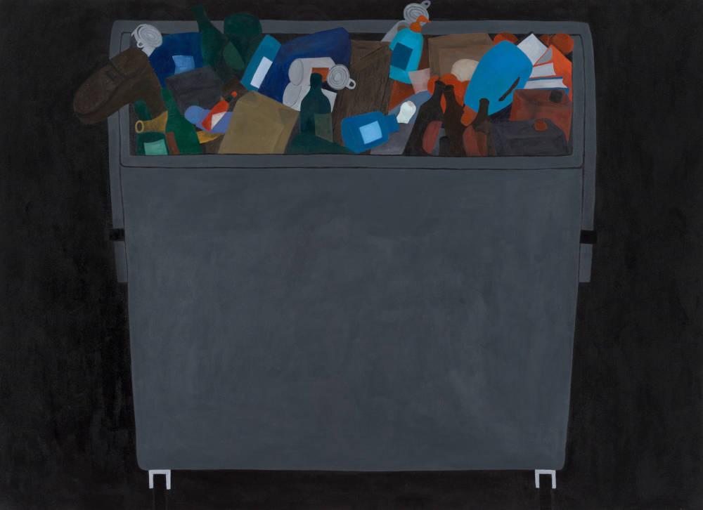 Mülltonne (Dumpster)