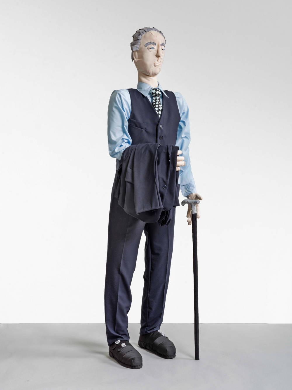 Herr mit Stock (Gentleman with a Cane)
