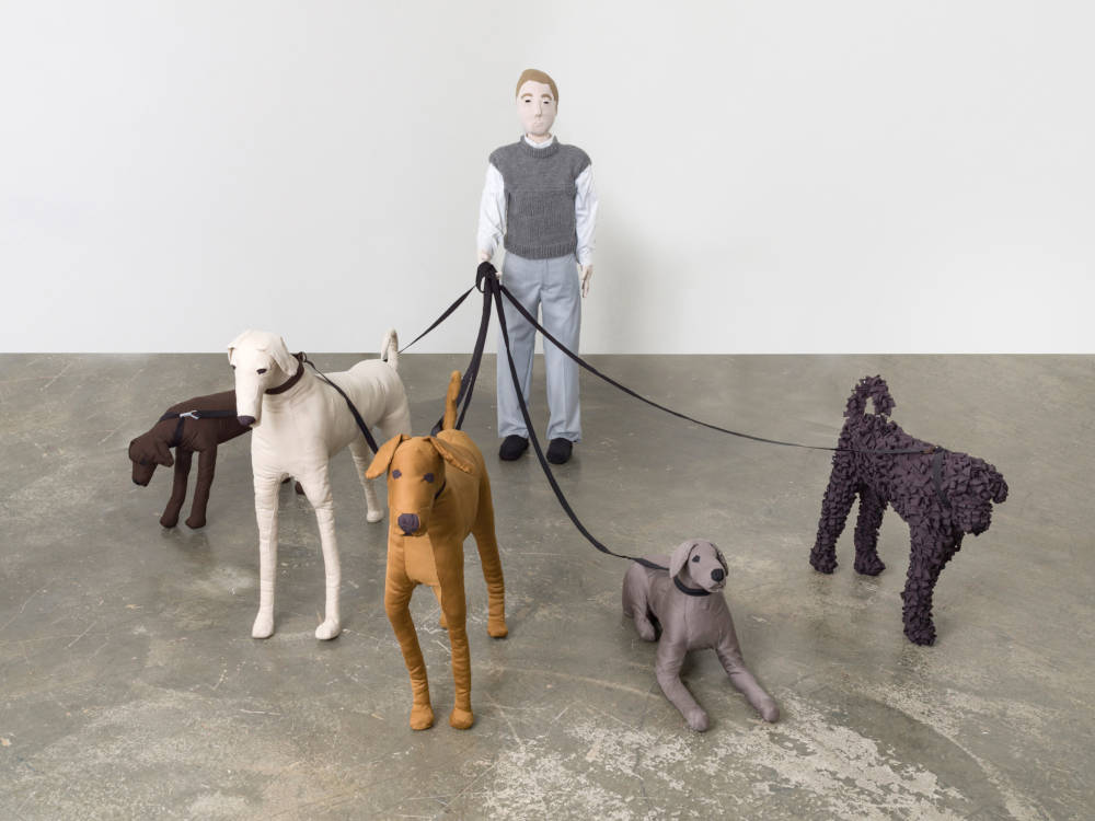 Hundeführer (Dog Walker)