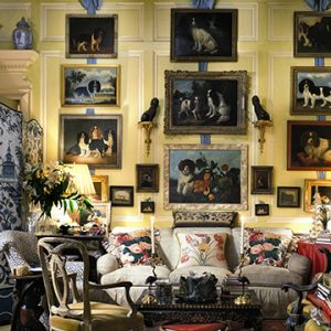 Mario Buatta: Prince of Interiors @Sotheby's New York, New York  - GalleriesNow.net