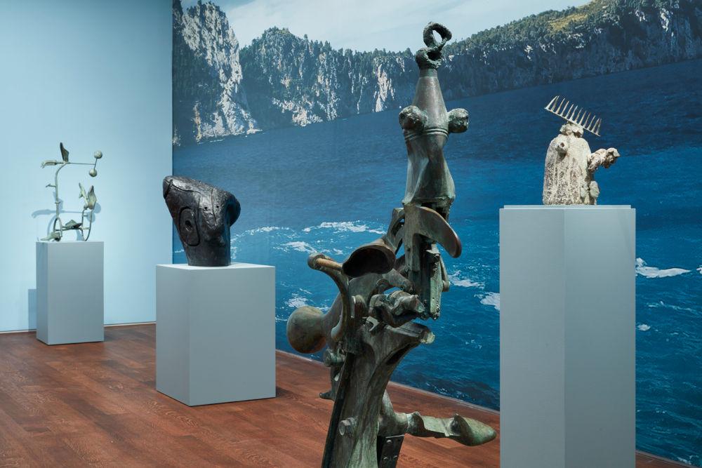 Acquavella Galleries Miro 6