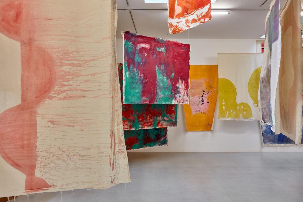 Camden Arts Centre Vivian Suter 2