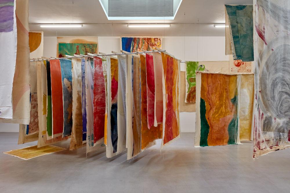 Camden Arts Centre Vivian Suter 3
