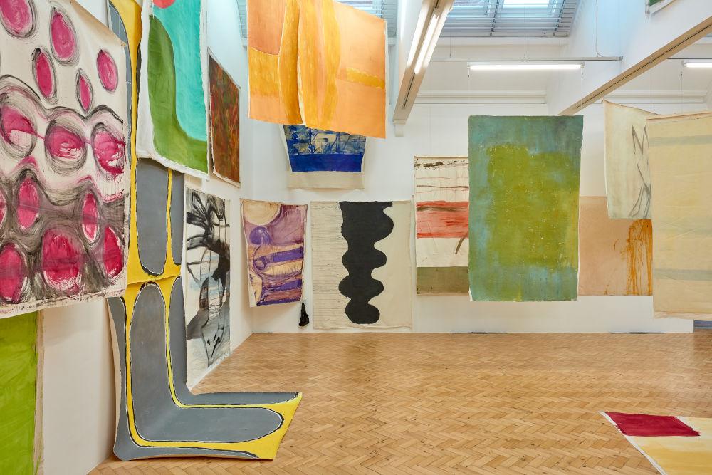 Camden Arts Centre Vivian Suter 7