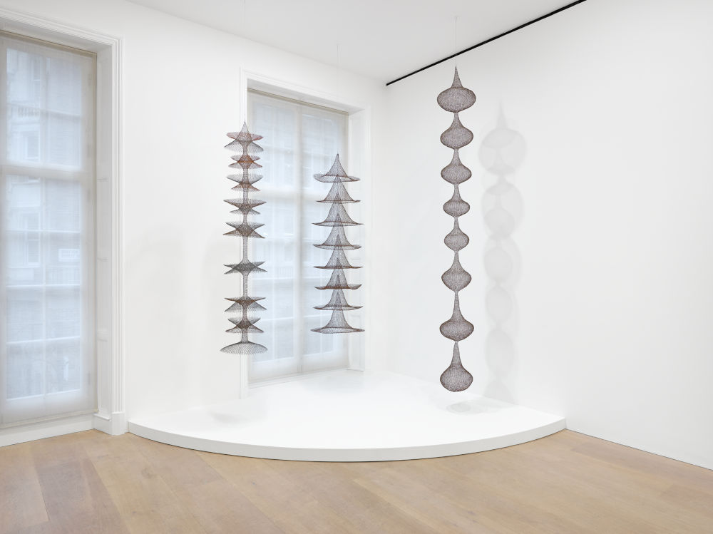 David Zwirner London Ruth Asawa 4