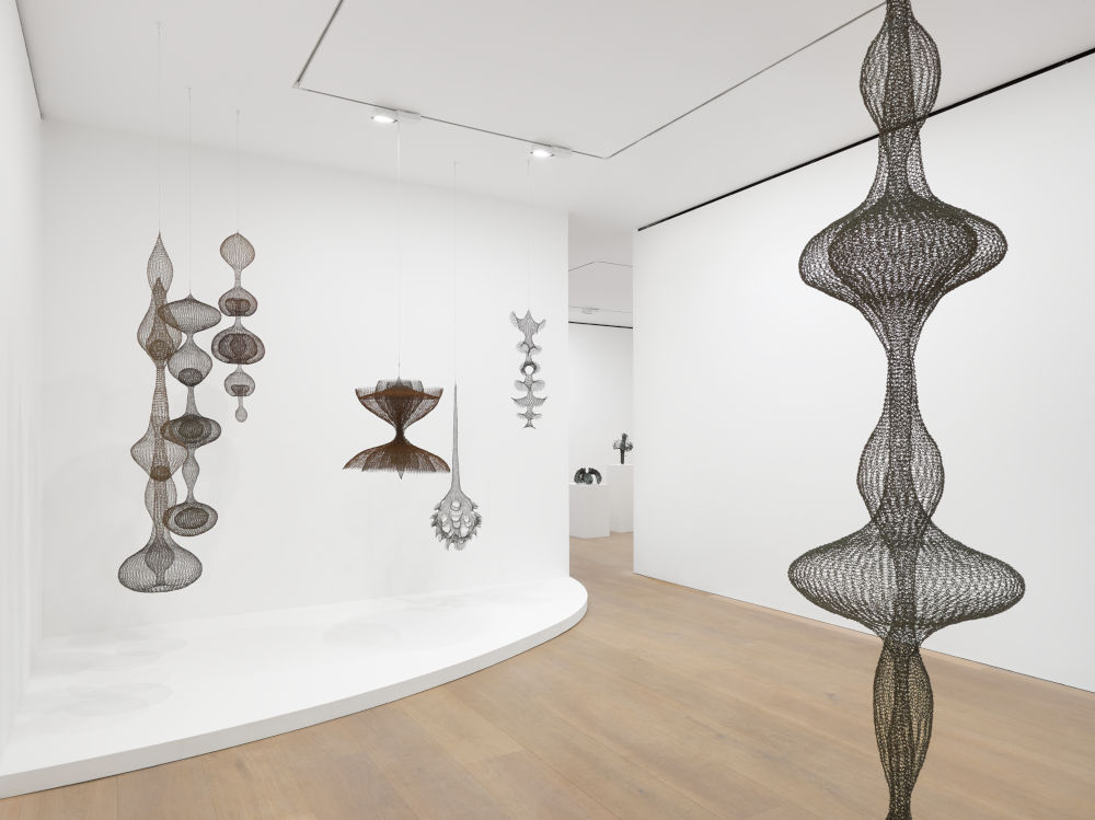 David Zwirner London Ruth Asawa 5