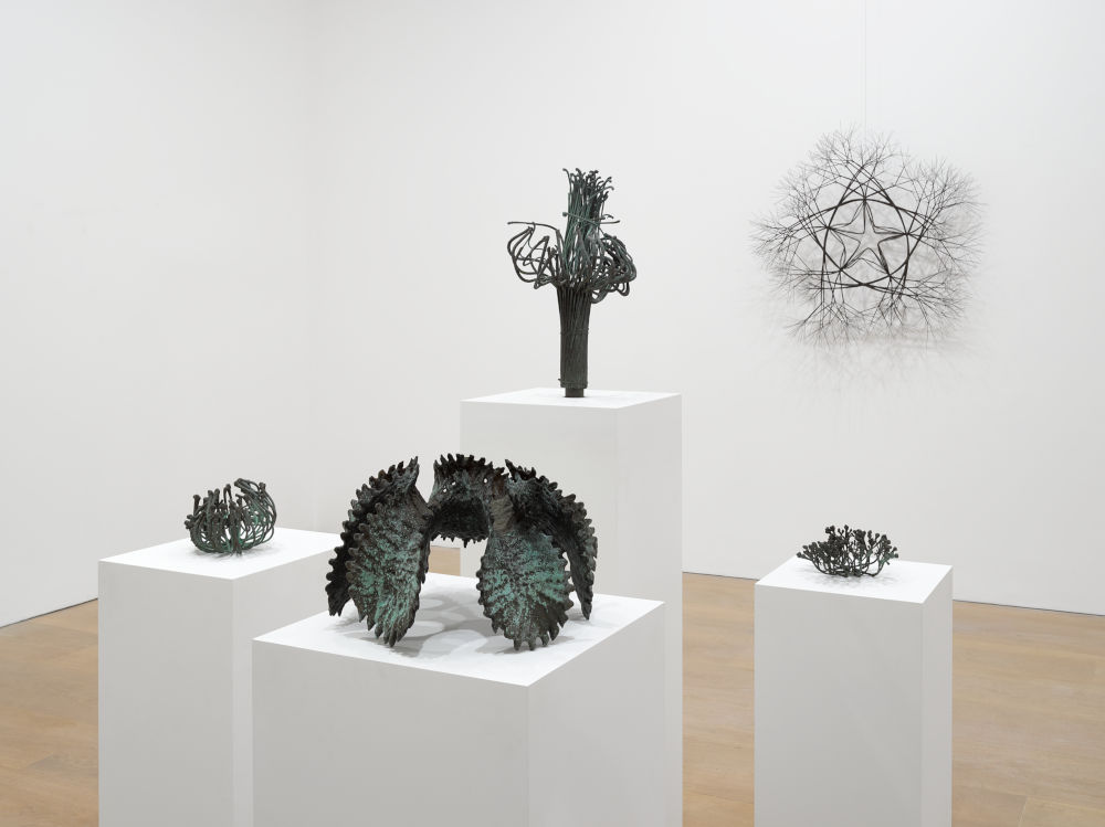 David Zwirner London Ruth Asawa 7