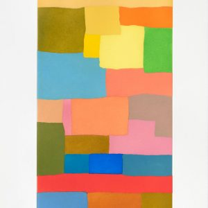 Etel Adnan: Prints @Galerie Lelong & Co., Paris  - GalleriesNow.net