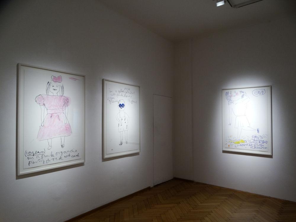 Galerie Ernst Hilger Rose Wylie 2