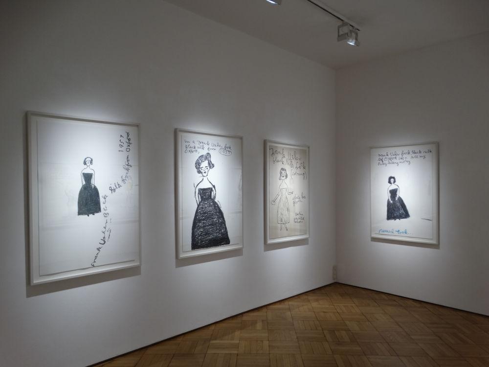 Galerie Ernst Hilger Rose Wylie 4