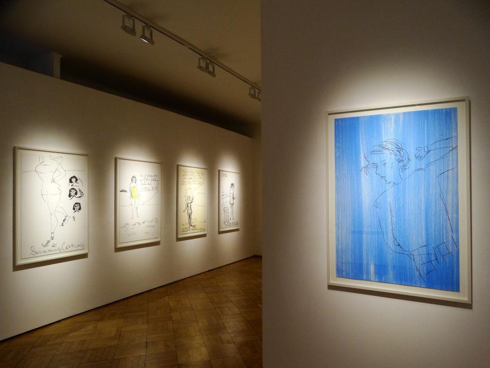 Galerie Ernst Hilger Rose Wylie 7