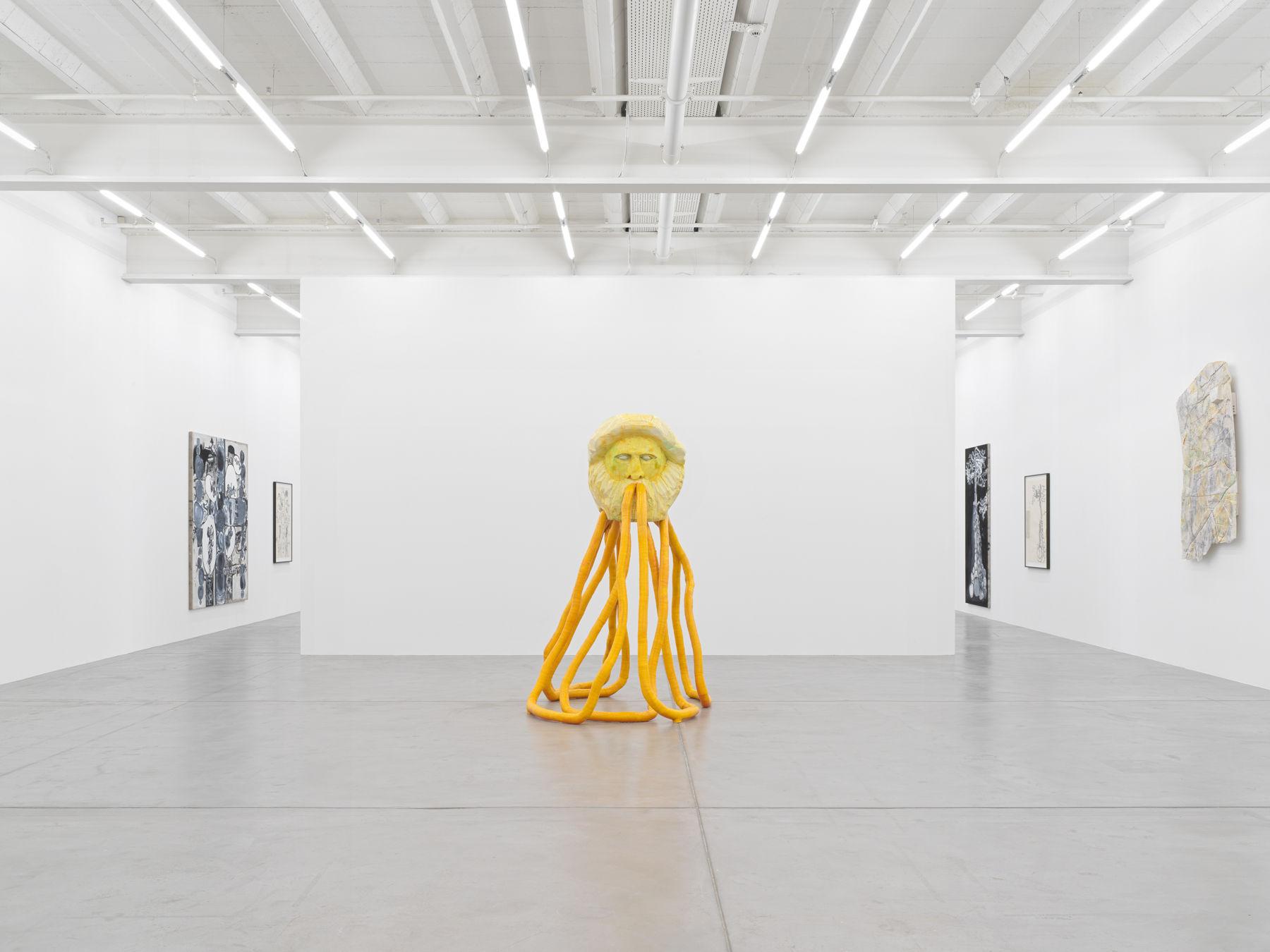 Galerie Eva Presenhuber Justin Matherly 1