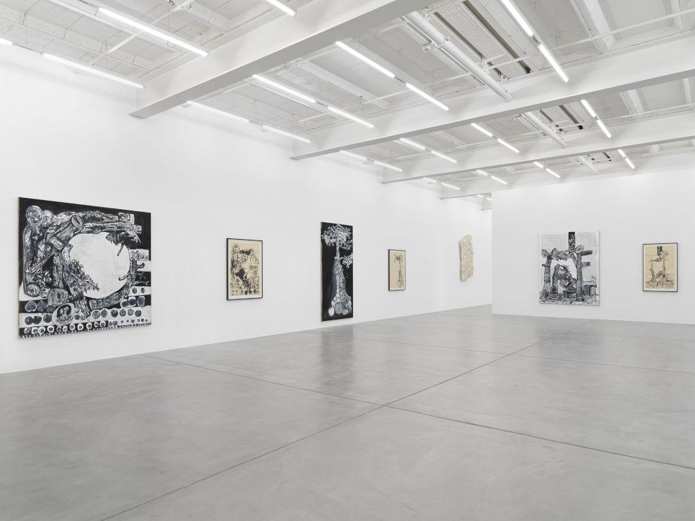 Galerie Eva Presenhuber Tobias Pils 3