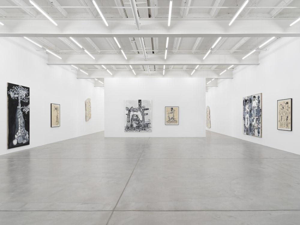 Galerie Eva Presenhuber Tobias Pils 4