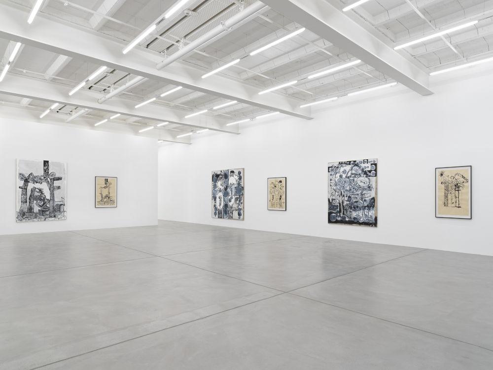 Galerie Eva Presenhuber Tobias Pils 5