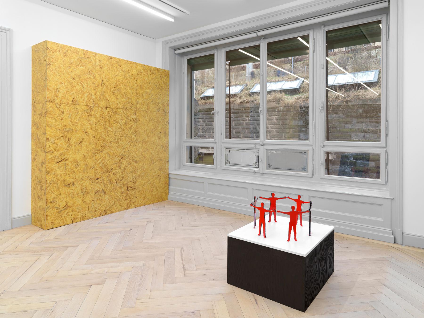 Galerie Eva Presenhuber Valentin Carron 1