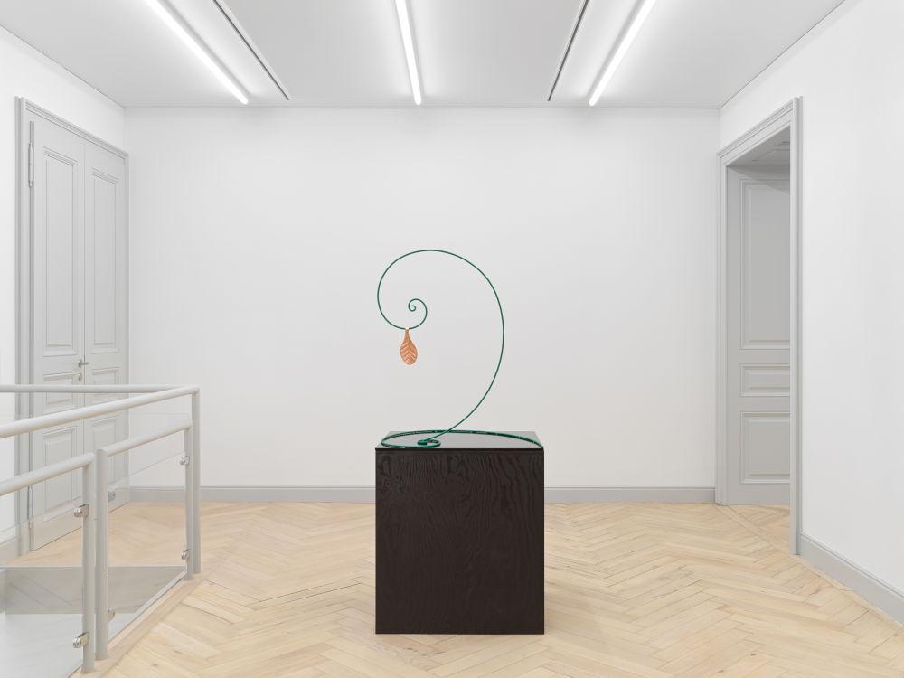 Galerie Eva Presenhuber Valentin Carron 2