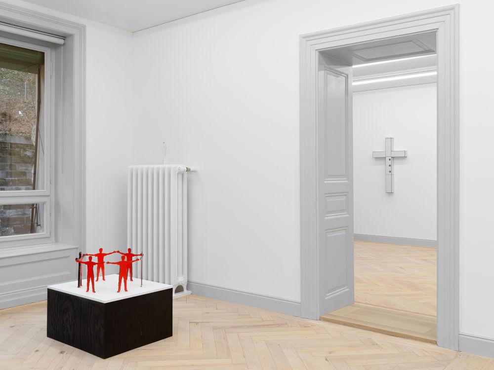 Galerie Eva Presenhuber Valentin Carron 3