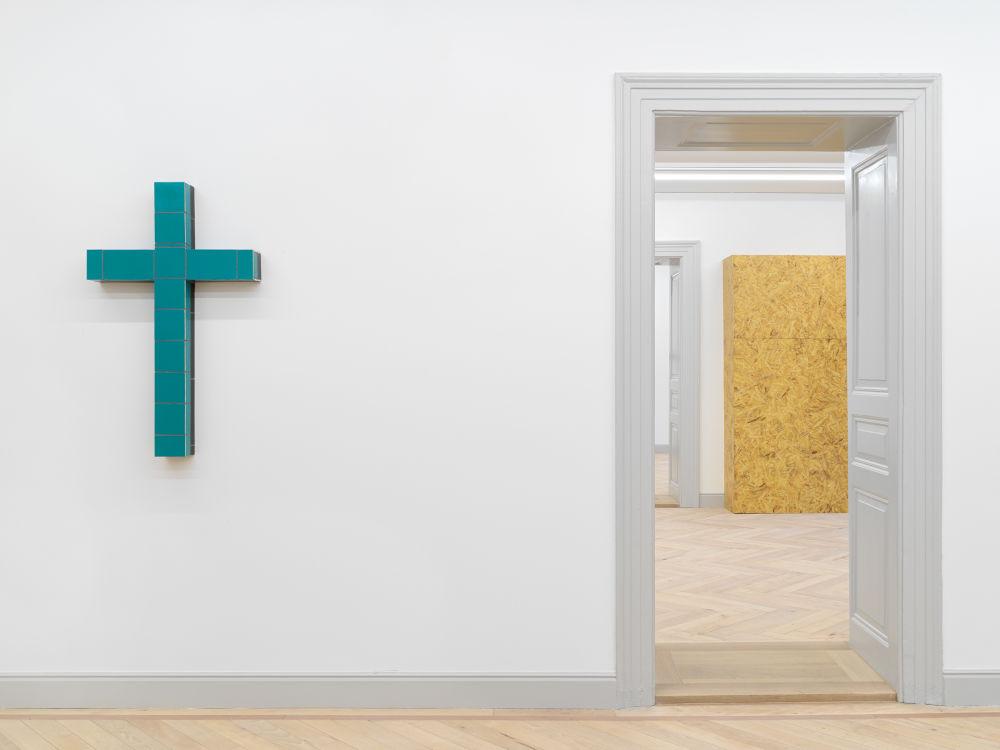Galerie Eva Presenhuber Valentin Carron 4