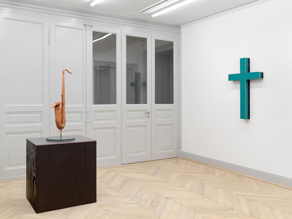 Galerie Eva Presenhuber Valentin Carron 5