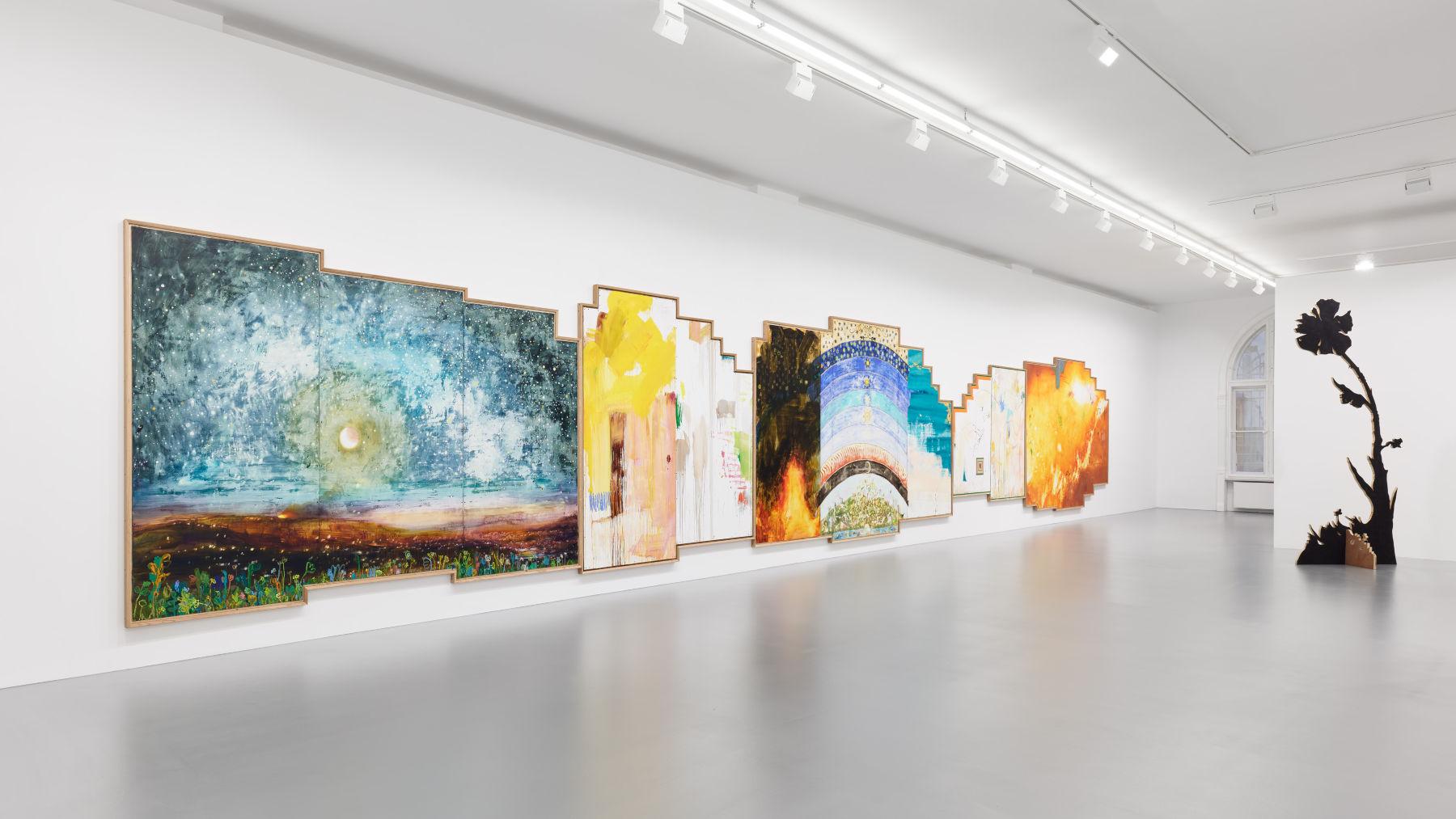 Galerie Max Hetzler Berlin Tursic Mille 1