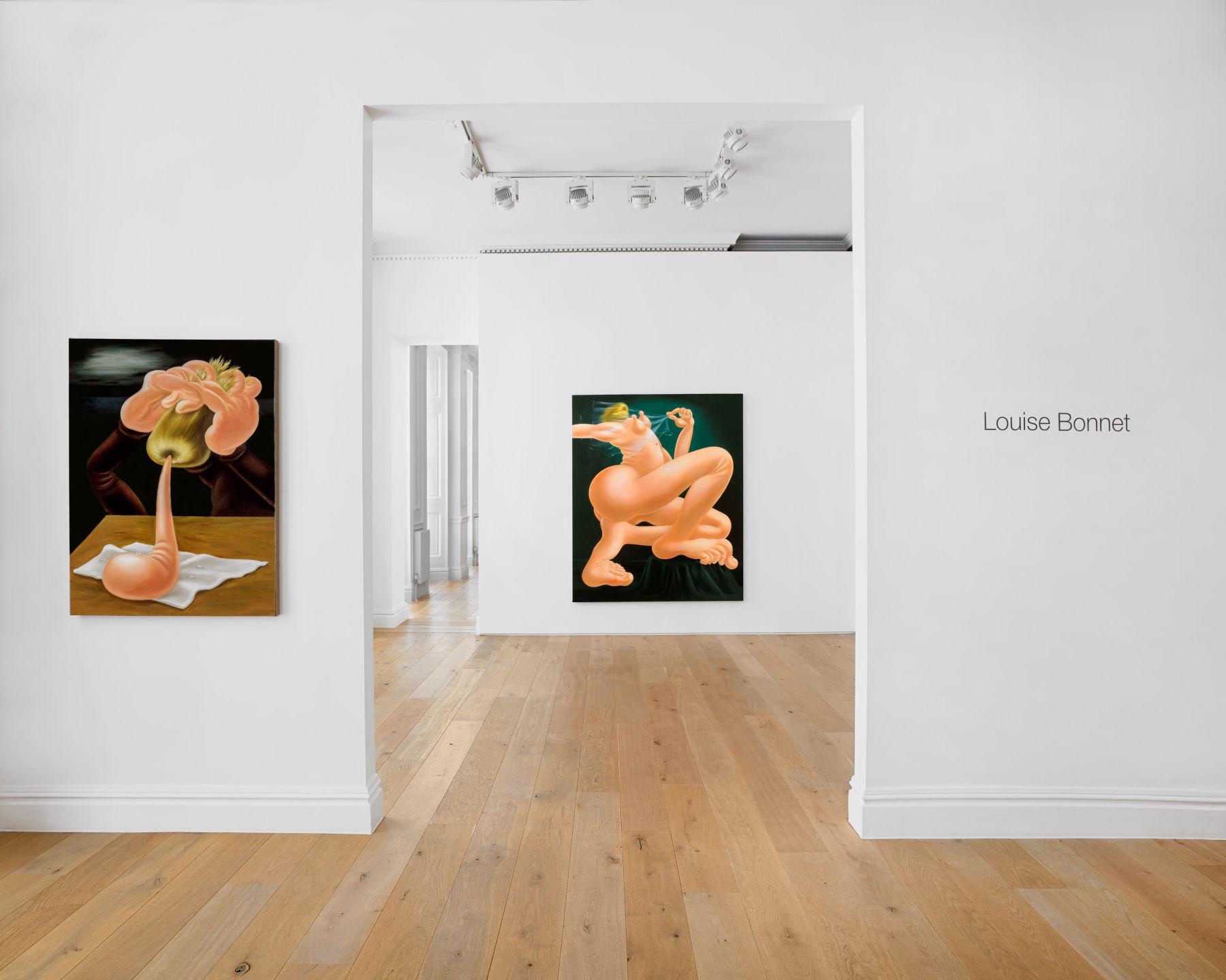 Galerie Max Hetzler Louise Bonnet 2