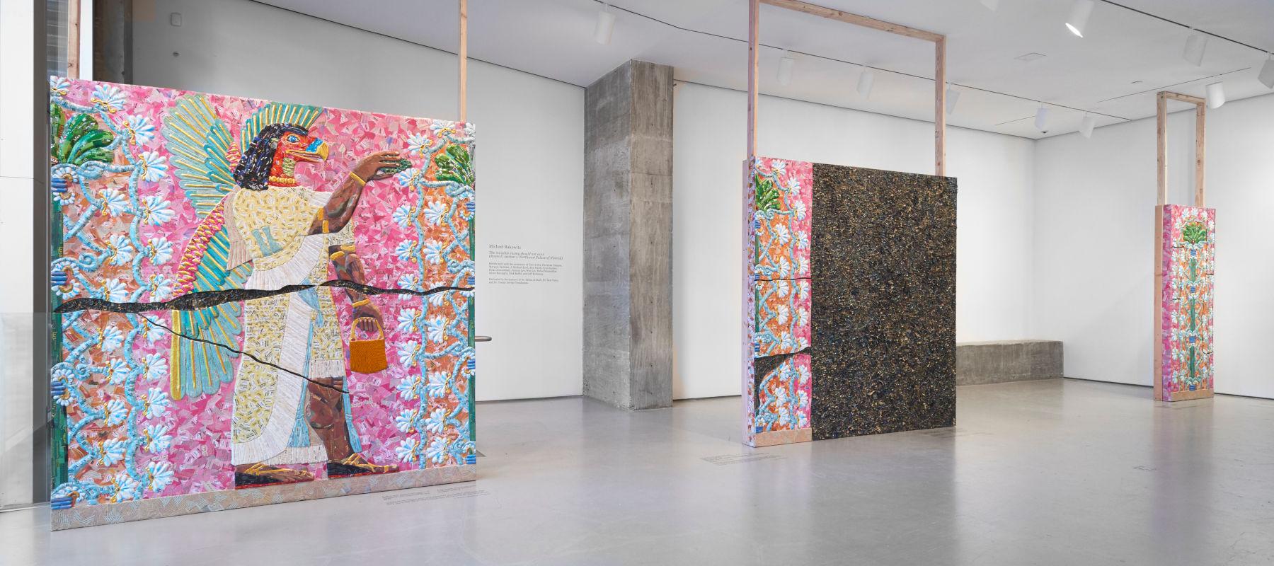 Jane Lombard Gallery Michael Rakowitz 1