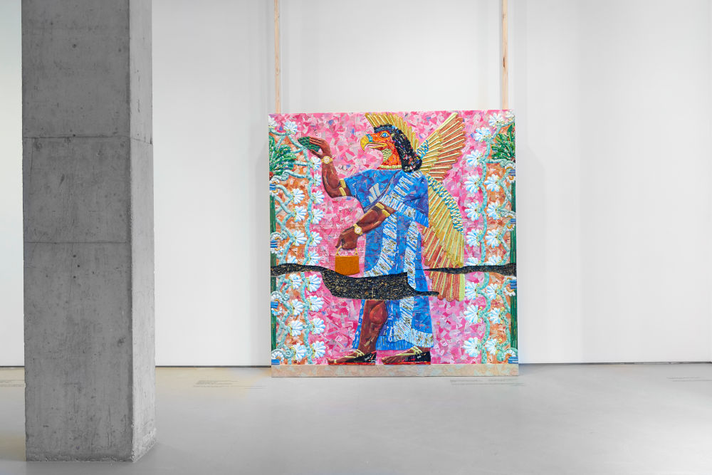 Jane Lombard Gallery Michael Rakowitz 2