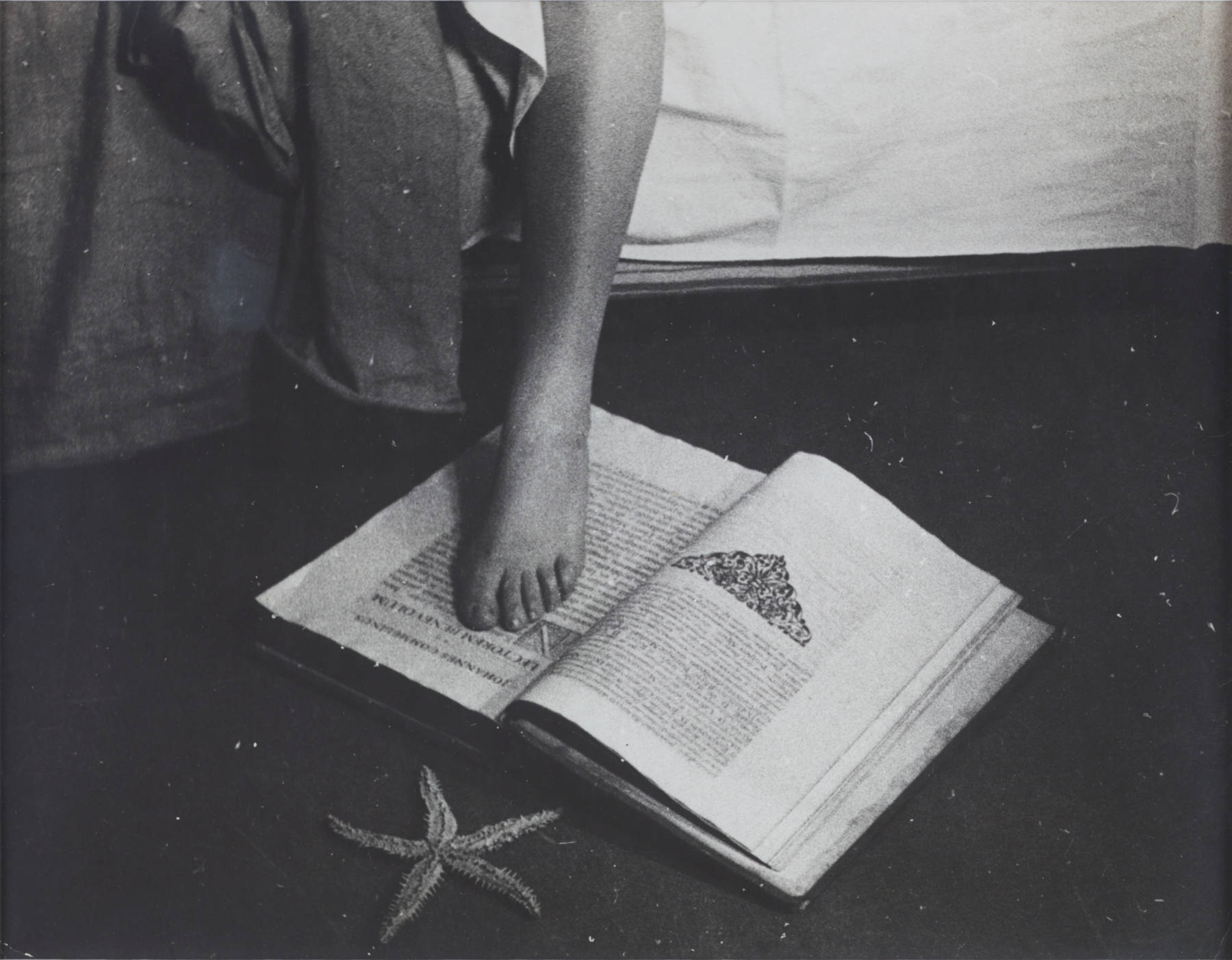 Film still from L'étoile de mer