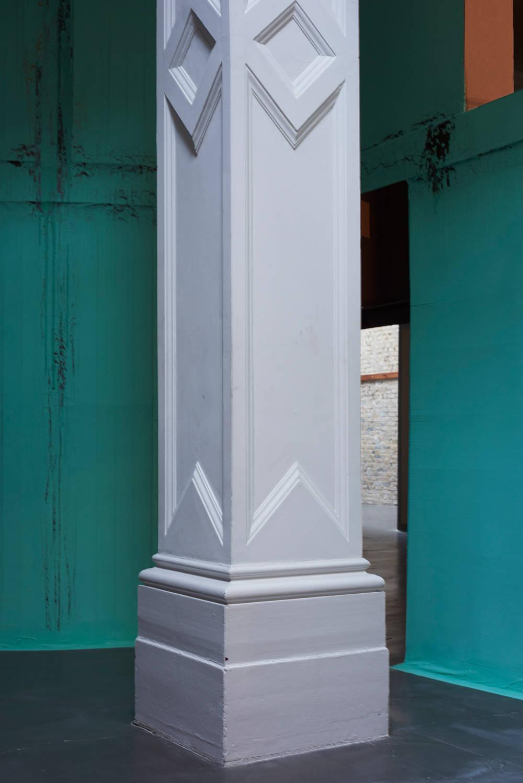 Whitechapel Gallery Carlos Bunga 4