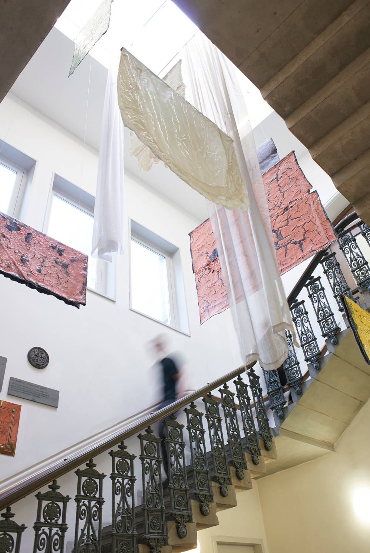 Whitechapel Gallery Carlos Bunga 6