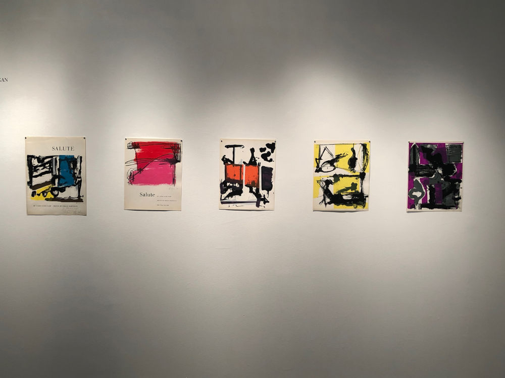 Anders Wahlstedt Joan Mitchell and Grace Hartigan 3