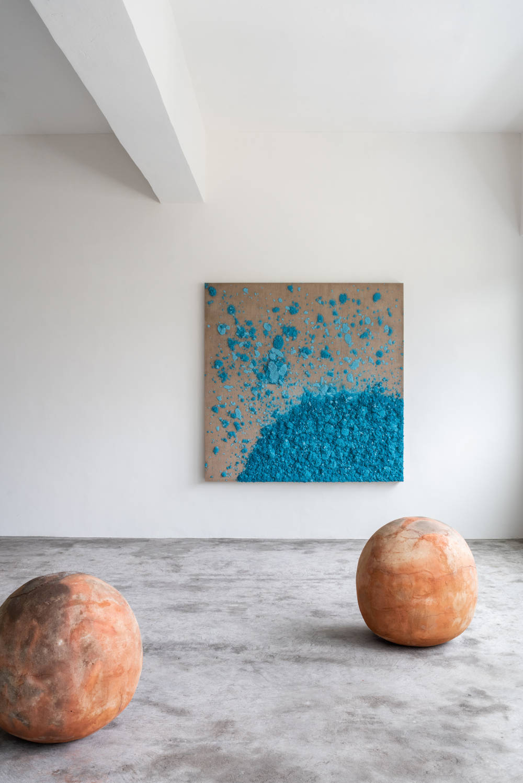 Axel Vervoordt Gallery Hong Kong Bosco Sodi 3