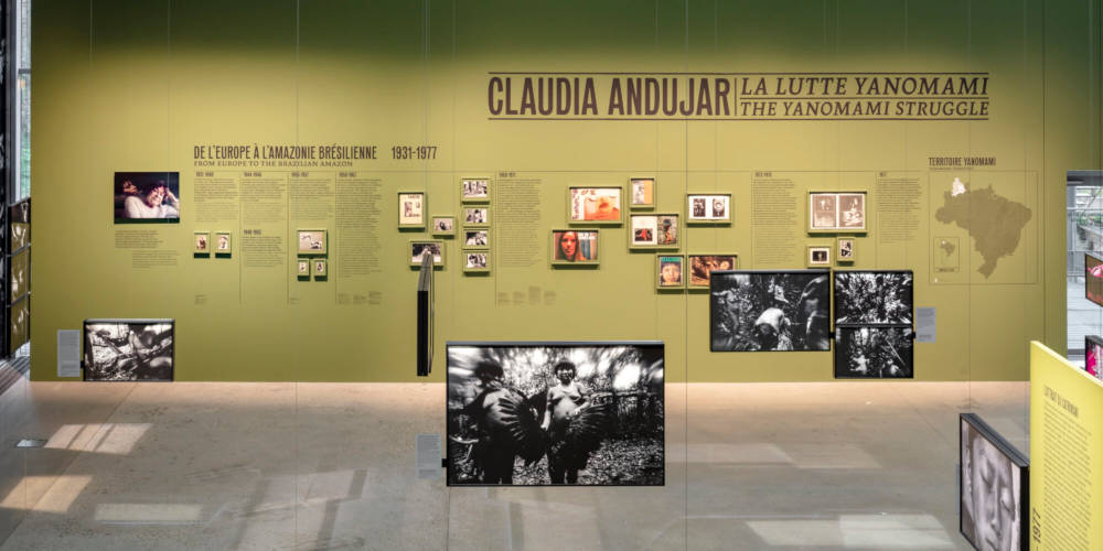 Fondation Cartier Claudia Andujar 4