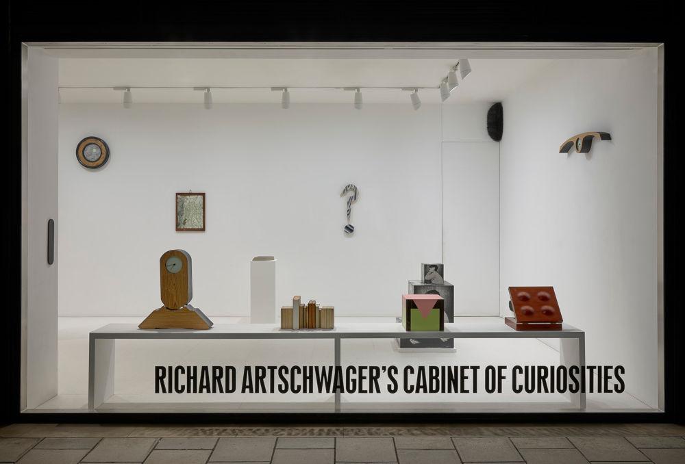 Gagosian Davies St Richard Artschwager 3