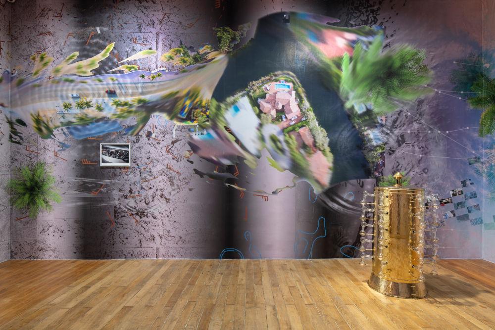 Galerie Chantal Crousel Seen in a crystal ball 2