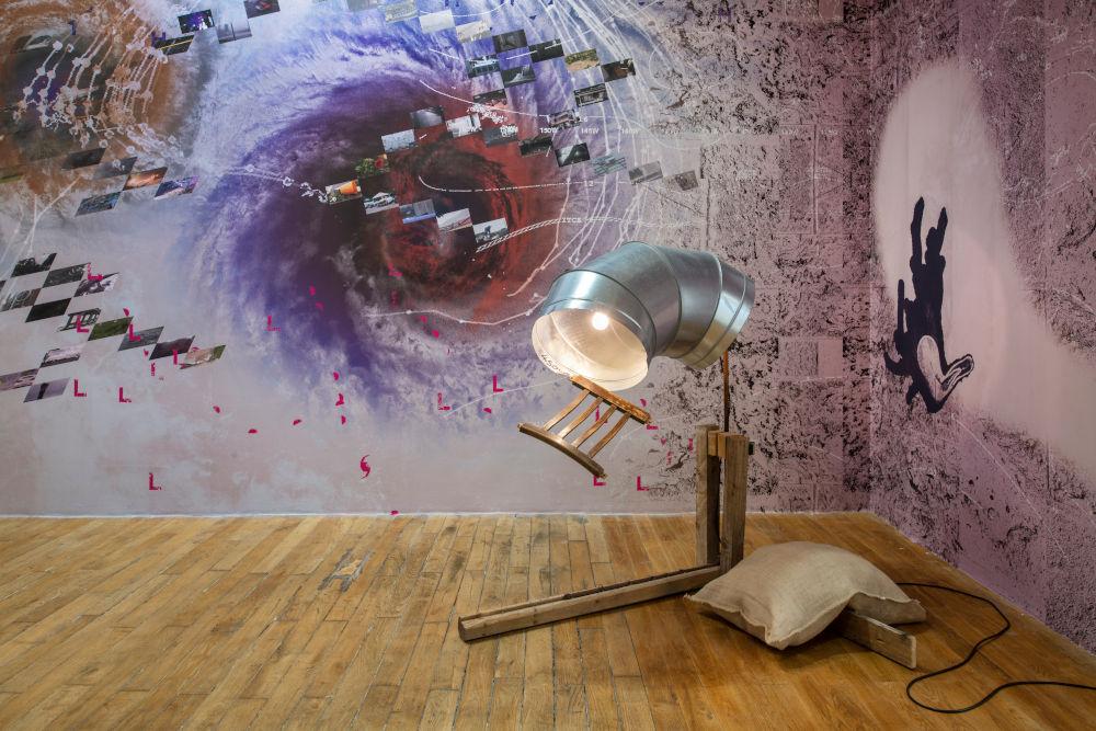 Galerie Chantal Crousel Seen in a crystal ball 3