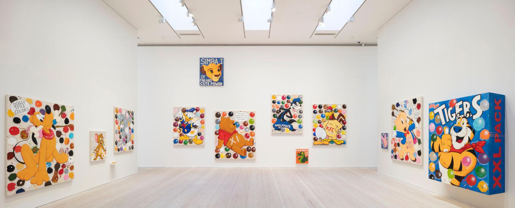 Galerie Forsblom Riiko Sakkinen 1
