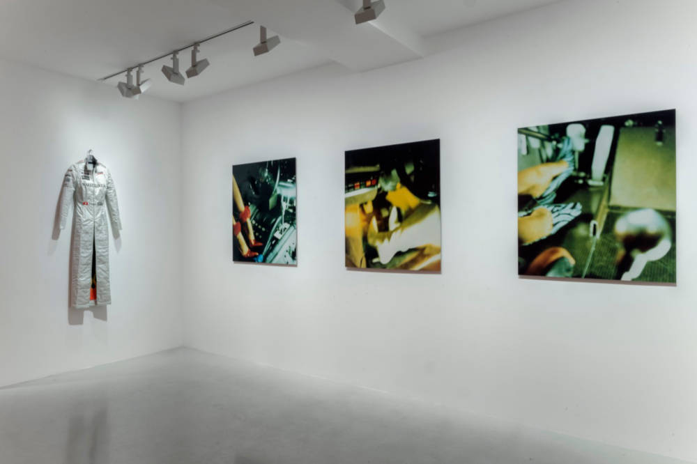 Galerie Thaddaeus Ropac Marais Sylvie Fleury 5