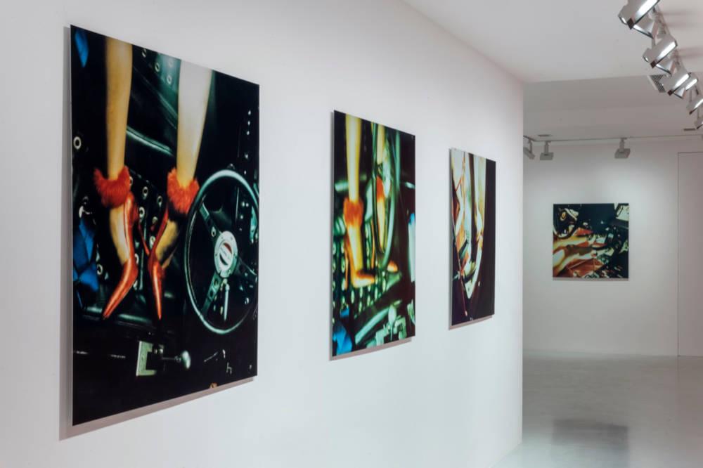 Galerie Thaddaeus Ropac Marais Sylvie Fleury 6