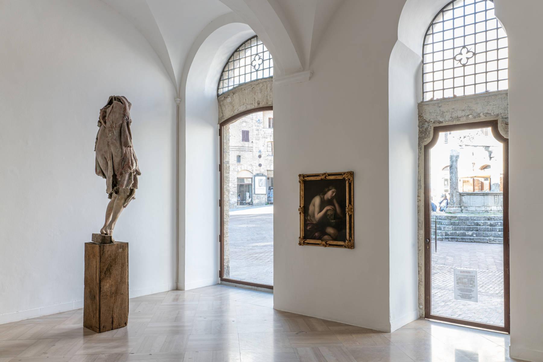 Galleria Continua San Gimignano Evergreen 1