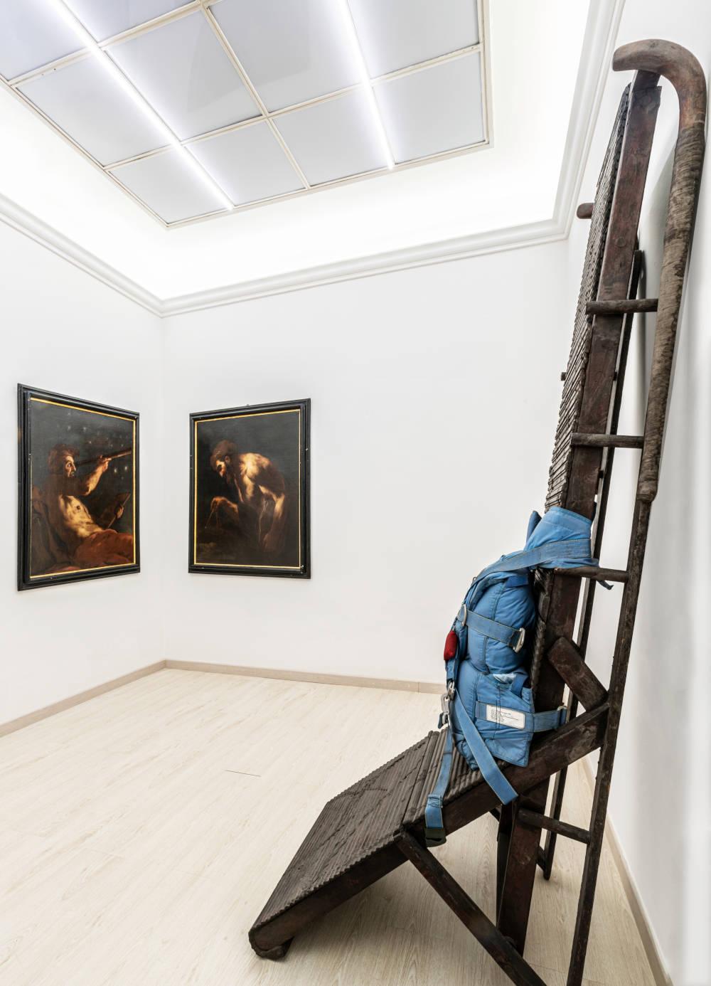 Galleria Continua San Gimignano Evergreen 4