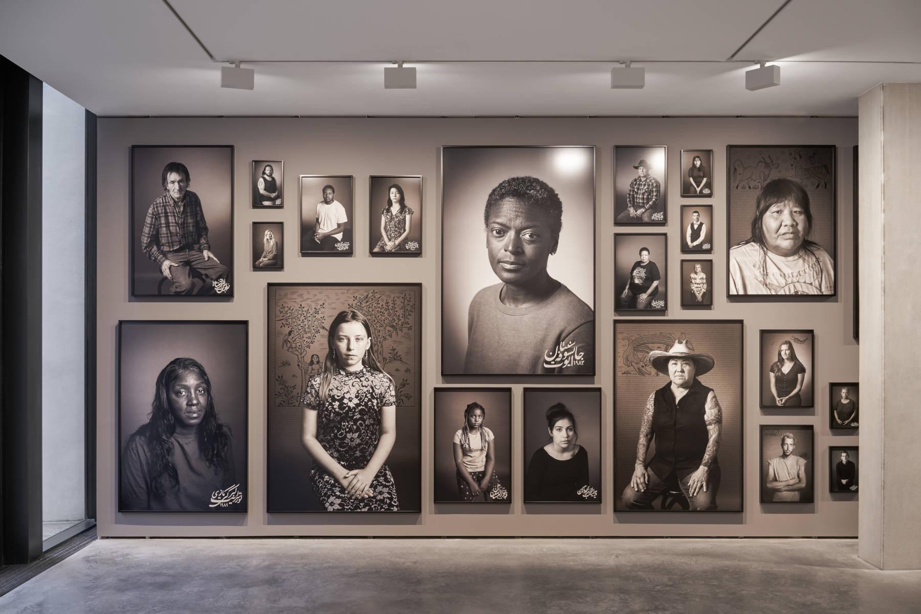 Goodman Gallery Shirin Neshat 1
