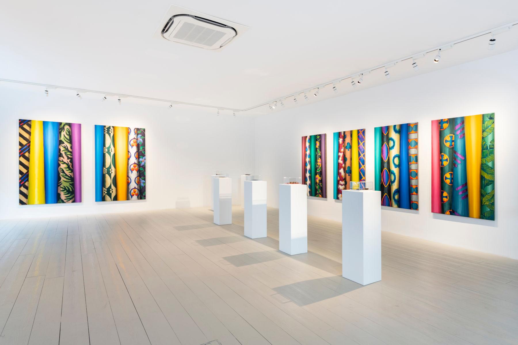 JGM Gallery Hiroe Komai Colin Smith 1