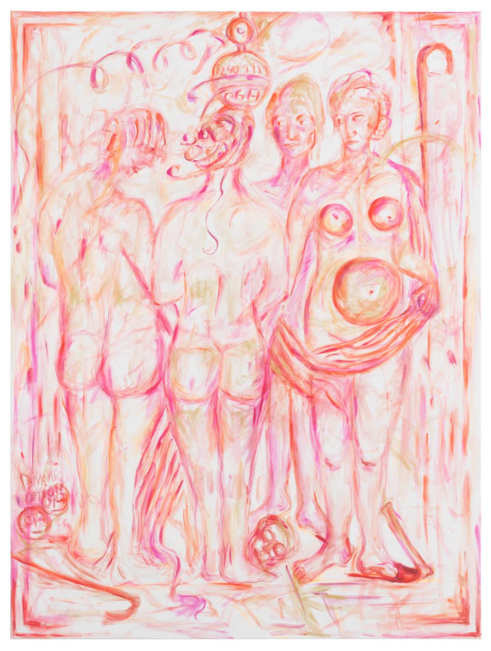 Dürered (4 Women)