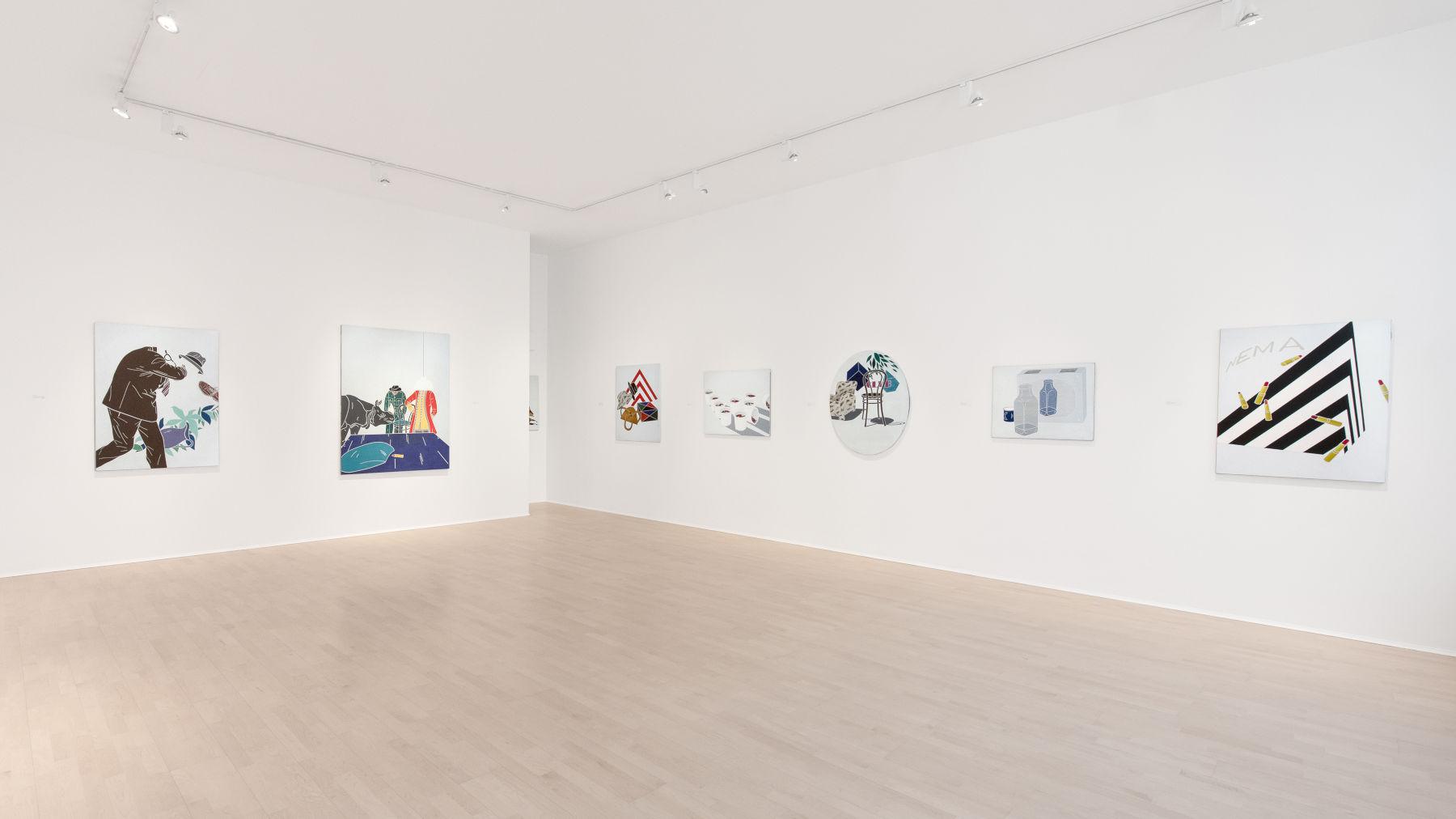 The Mayor Gallery Emilio Tadini 1