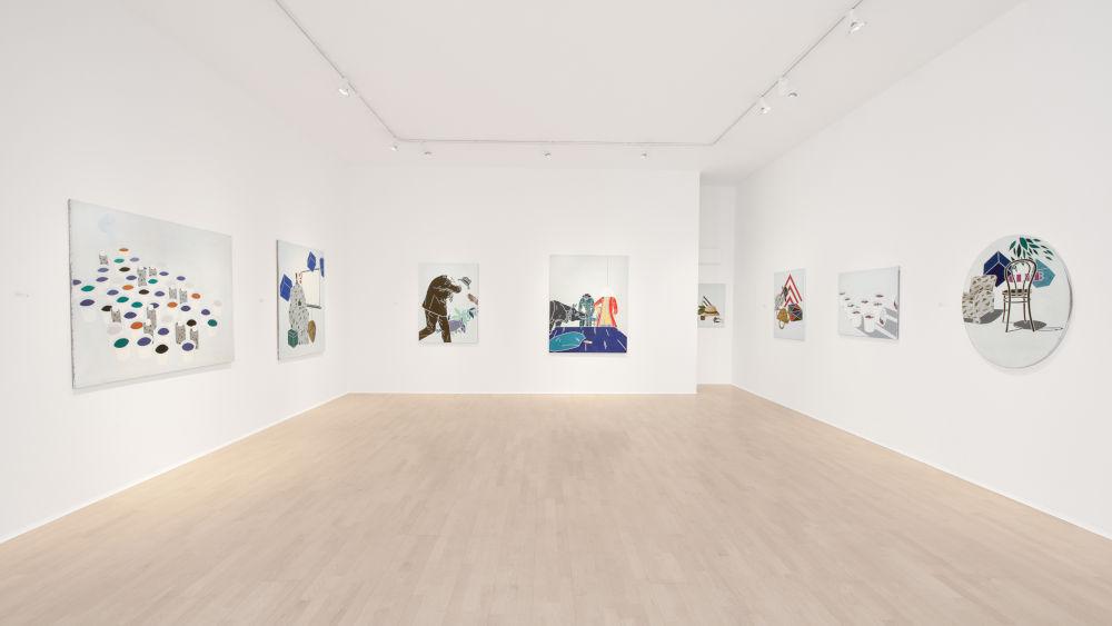 The Mayor Gallery Emilio Tadini 2