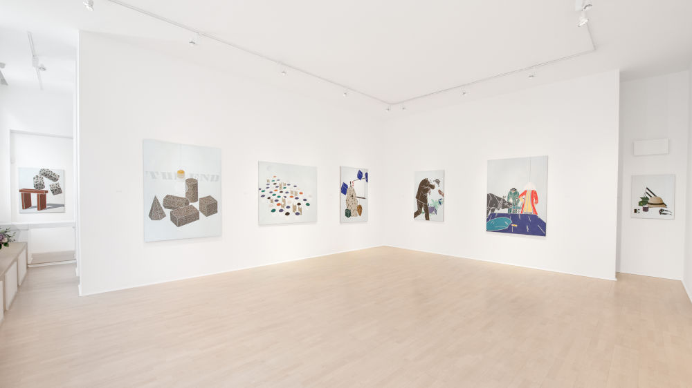 The Mayor Gallery Emilio Tadini 3