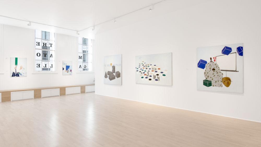 The Mayor Gallery Emilio Tadini 4